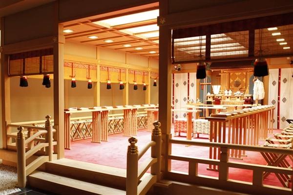 迎賓館シェーナ~パルティール京都