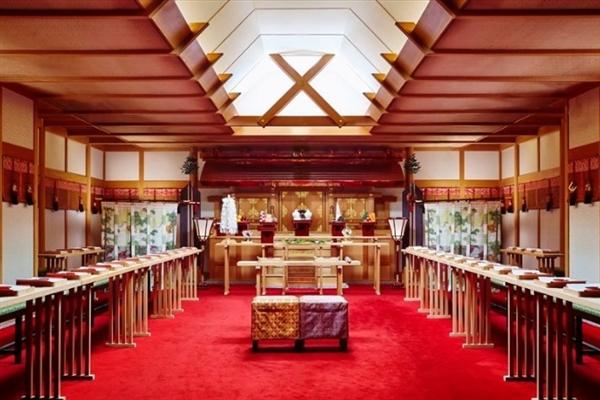 ホテルメルパルク大阪