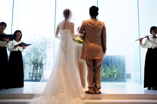結婚式場 京都 教会式